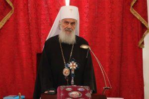 Πατριάρχης Αλεξανδρείας Θεόδωρος  για τον Πατριάρχη Σερβίας Ειρηναίο: «Αφήκεν  μνήμην λαμπρού  ἐκκλησιαστικού ανδρός και Πατριάρχου»