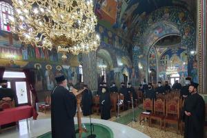 Συνεχίζονται οι Ιερατικές Συνάξεις στην Ιερά Μητρόπολη Χαλκίδος