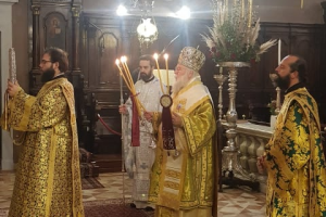 Κερκύρας Νεκτάριος: Άρχοντες και λαός να ταπεινωθούμε και να πιστέψουμε στον Χριστό