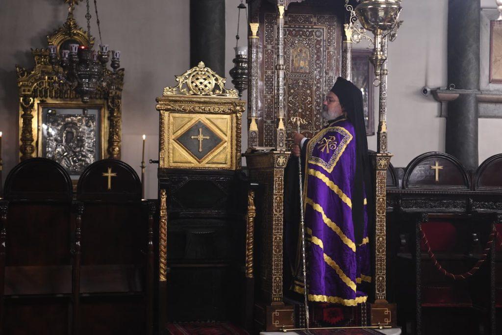 You are currently viewing Φανάρι: Εσπερινός για την εορτή του Αγίου Αποστόλου Στάχυου