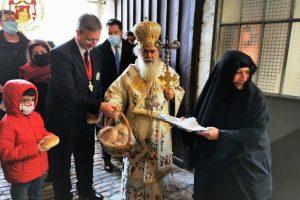 Η Θρονική Εορτή του Πατριαρχείου Ιεροσολύμων