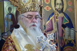 """Ο Μητροπολίτης Καστορίας Σεραφείμ μέσα από την καρδιά του: """"Η Εκκλησία πληρώνει πάντα βαρύ τίμημα"""""""