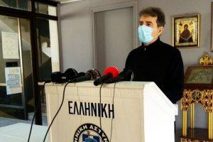 Μιχ.Χρυσοχοΐδης από την Πάτρα:Ο κλήρος συμβάλλει στον περιορισμό της πανδημίας