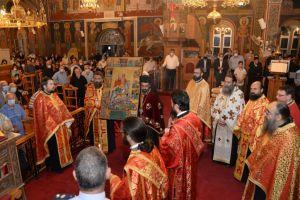 ΠΑΡΑΛΙΜΝΙ: Εόρτασαν τον Άγιο Γεώργιο τον Σπορέα