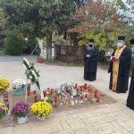 Μια επιμνημόσυνη δέηση στον τάφο του Μακαριστού  Λαγκαδά Ιωάννη με συγκίνηση και πολλά νοήματα