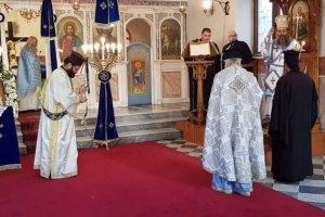 Η Μητρόπολη Χίου τίμησε τους Πολιούχους του νησιού Αγίους Βίκτωρα, Μηνά και Βικέντιο
