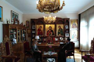 Δ. Αυγέρη για μακαριστό Λαγκαδά: «Δεινός κήρυκας και εξαιρετικός θεολόγος»