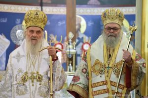 Αντιοχείας Ιωάννης για τον Σερβίας Ειρηναίο: « Τον γνωρίζαμε ως μάρτυρα της πληγής μας»