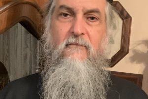 Νέο παρανοϊκό ξέσπασμα του π. Βασιλείου Βολουδάκη: «Ο Λαγκαδά πέθανε επειδή ήταν 180 κιλά και όχι από κορονοϊό»