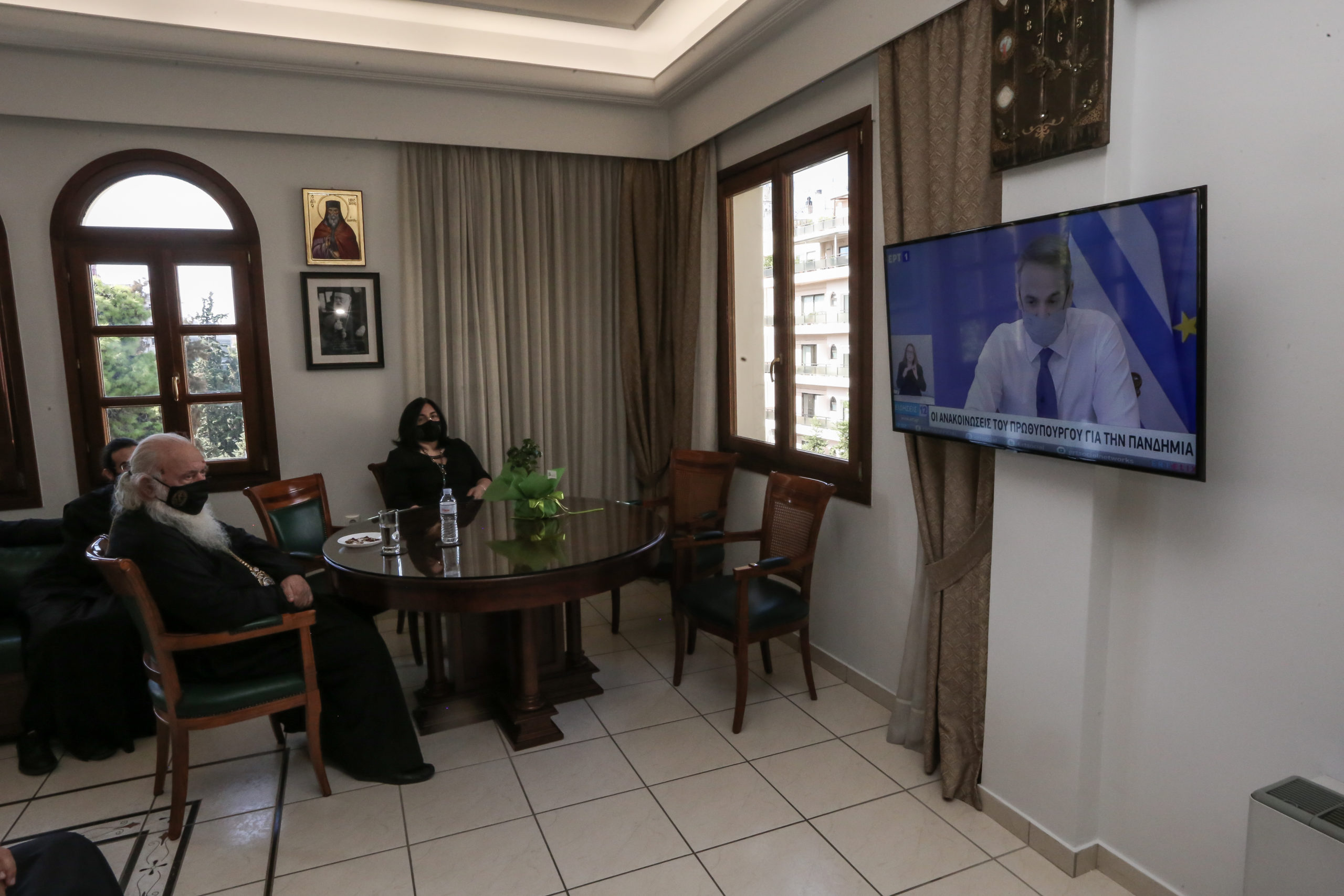 Εμφανίσθηκε η επιστολή του Αρχιεπισκόπου προς τον Πρωθυπουργό- Πλήρης επιβεβαίωση του «ΕΞΑΨΑΛΜΟΥ»