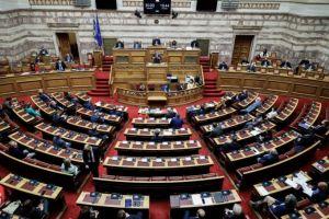 Η συζήτηση στη Βουλή σε επίπεδο πολιτικών αρχηγών απέδειξε το χαμηλό μας επίπεδο….