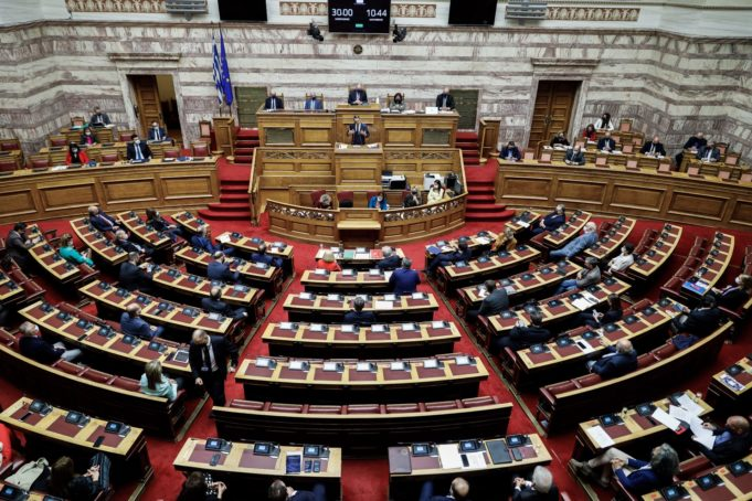 You are currently viewing Η συζήτηση στη Βουλή σε επίπεδο πολιτικών αρχηγών απέδειξε το χαμηλό μας επίπεδο….