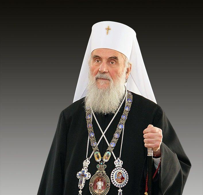 Παιχνίδια πάνω απο τον… «ασθενή» ή νεκρό Πατριάρχη Σερβίας