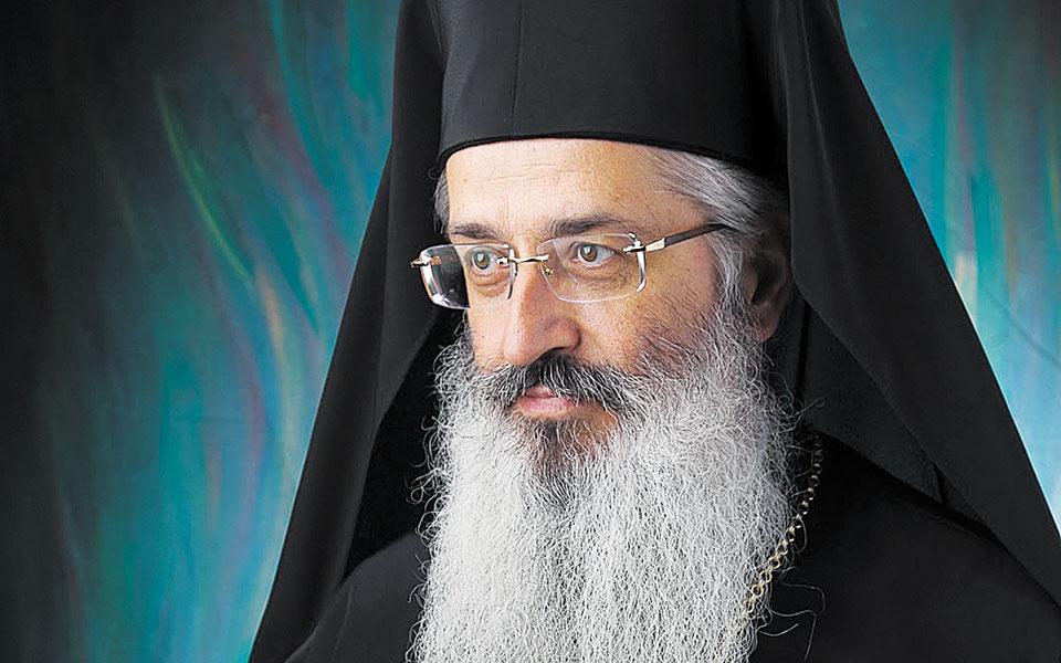Μητροπολίτης Αλεξανδρουπόλεως: Η Εκκλησία δεν συν-κυβερνά, έχει όμως άποψη βαρύνουσα