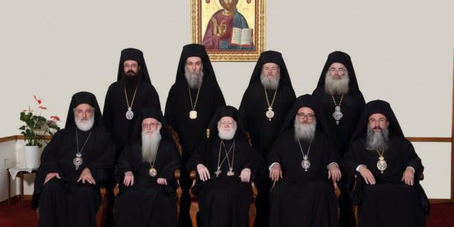 """Ιερά Επαρχιακή Σύνοδος Εκκλησίας Κρήτης: """"Οι νοσηλεύτριες αυτές τιμούν τη Μεγαλόνησο Κρήτη"""""""
