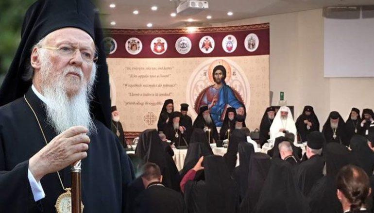 Οι τέσσερις αντάρτες Ιεράρχες της Κύπρου αντιμιλούν στον Οικουμενικό Πατριάρχη Βαρθολομαίο για Ουκρανικό: «Δεν συμφωνούμε ότι είναι τετελέσμενο εκκλησιαστικό γεγονός»