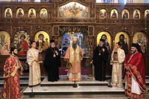 Σεμνά και ταπεινά εόρτασε τα Ονομαστήρια του ο Μητροπολίτης Κίτρους Γεώργιος