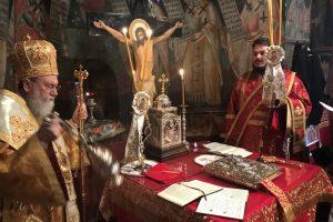 """Κορίνθου Διονύσιος: Οι Χριστιανοί είμαστε διαχρονικά διωκόμενοι ακόμα και από τους υποτιθέμενους φίλους μας, """"ψευδαδελφούς"""""""