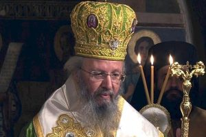 Φαναρίου Αγαθάγγελος: «Δέος και ικεσία με τους Αγίους της Ευβοίας»