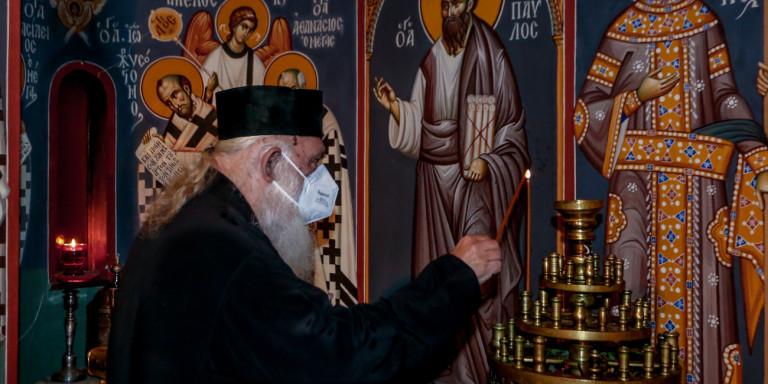 Συγκλονίζει ο Αρχιεπίσκοπος μετά το εξιτήριο από τον «Ευαγγελισμό»: Φοβήθηκα και πόνεσα πολύ