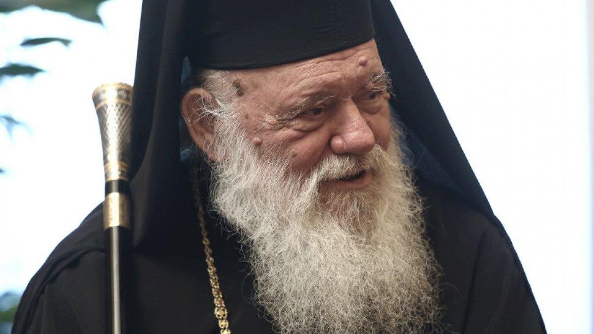 Το τελευταίο ιατρικό ανακοινωθέν για τον Αρχιεπίσκοπο Ιερώνυμο