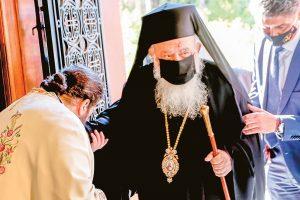Κορονοϊός – Θρίλερ: Πώς κόλλησαν τα «ιερά ράσα» – Σταθερή η κατάσταση του Ιερώνυμου ✔️Αυτά δεν βγαίνουν από εκκλησιαστικές ιστοσελίδες αλλά από πολιτικές εφημερίδες( ΕΞΑΨΑΛΜΟΣ)