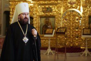 """Μητροπολίτης Ιλαρίωνας: """"Ο Αρχιεπίσκοπος Κύπρου βιάστηκε και έλαβε μονομερή απόφαση"""""""