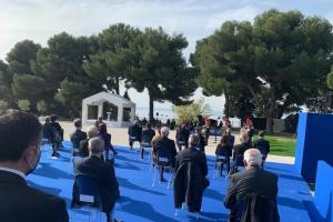 Ο Μητροπολίτης Γαλλίας σε τελετή για τα θύματα της τρομοκρατικής επιθέσεως της Νικαίας