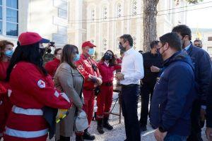 ΣΑΜΟΣ – Η συγκινητική δήλωση του Πρωθυπουργού:Θα ξαναχτυπήσουν οι καμπάνες στην εκκλησία της Παναγίας Θεοτόκου