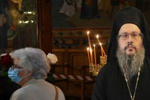 Λαρίσης Ιερώνυμος: Γιατί μόνο 9 πιστοί στους Ιερούς Ναούς;