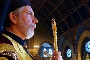 Επείγουσα ενημέρωση Μητροπολίτου Σουηδίας Κλεόπα περί αυστηρών μέτρων στη θεία λατρεία λόγω Covid-19