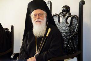 Βελτιώνεται η πορεία της υγείας του Αρχιεπισκόπου Αναστασίου