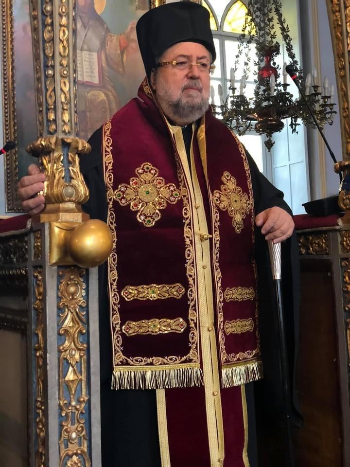 Ο Σεβ. Γέρων Πριγκηποννήσων Δημήτριος τέλεσε τρισάγιο στη μνήμη του αειμνήστου Μητροπολίτου Λαγκαδά Ιωάννου