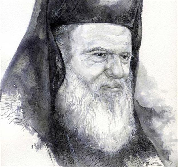 Εύκαιρία για προσευχή για τον Αρχιεπίσκοπο Ιερώνυμο