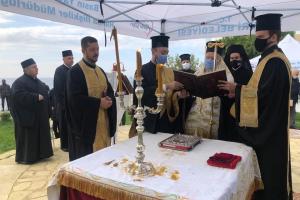 Πατριαρχικό Τρισάγιο για τον μακαριστό Μητροπολίτη Λαγκαδά Ιωάννη