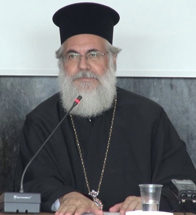 You are currently viewing Ιλίου Αθηναγόρας: Η εκκλησία είναι ο χώρος, όπου ο θάνατος νικιέται από τη ζωή και αυτό γίνεται με τη Θεία Κοινωνία ✔️Τα όσα είπε ο Εκπρόσωπος Τύπου της ΔΙΣ