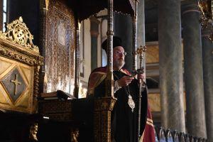Ο εορτασμός του Αγίου Ιακώβου Τσαλίκη στο Φανάρι- Συνάντηση Πατριάρχη – Σάρδεων