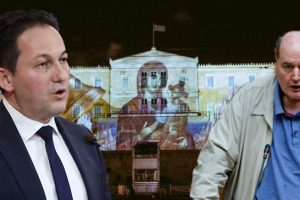 Η απάντηση της κυβέρνησης στην αντίδραση ΣΥΡΙΖΑ  για την προβολή του βίντεο στη Βουλή