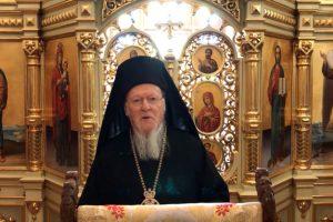 """Τελεσίγραφο Βαρθολομαίου στους αντάρτες της Κύπρου: """"Το Ουκρανικό Αυτοκέφαλο αποτελεί τετελεσμένο Εκκλησιαστικό γεγονός"""""""