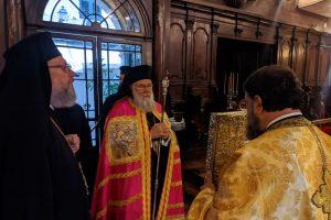 Κερκύρας Νεκτάριος:  Ο Άγιος Σπυρίδων μας διδάσκει να κοινωνούμε τον Χριστό!