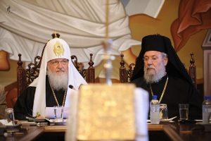 Ο Αρχιεπίσκοπος Κύπρου Χρυσόστομος βάζει τη θέση του τον Ιλαρίωνα- «Η Εκκλησία της Ρωσίας δεν είναι παράδειγμα προς μίμηση»