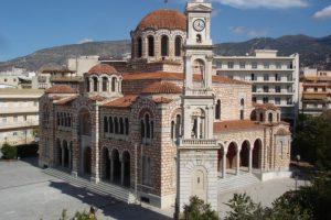 Βόλος: Λιτή η φετινή πανήγυρις του Πολιούχου Αγίου Νικολάου