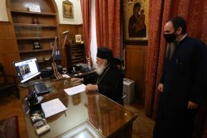 Αρχιεπίσκοπος Ιερώνυμος  προς φοιτητές: «Μη διστάσετε να αμφισβητήσετε, να ψάξετε την αλήθεια. Η Θεολογία αλλά και η Εκκλησία έχουν ανάγκη την ειλικρινή αγωνία των νέων»