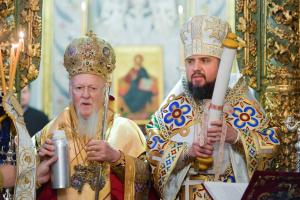 Γιατί ο Μητροπολίτης Κιέβου Επιφάνιος είπε ότι θα ζητήσει την ανύψωση της Εκκλησίας της Ουκρανίας σε Πατριαρχείο