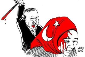 Αλέκος Παπαδόπουλος: Τα δύο καυτά προβλήματα του Τ. Ερντογάν