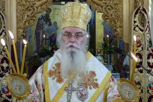 Καστορίας Σεραφείμ: Ουράνιος άνθρωπος…