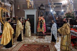 Κερκύρας Νεκτάριος: Η αχαριστία θα είναι αιώνια πληγή σε όσους δεν χαρακτηρίζονται από τον νου του Αγίου Σπυρίδωνος
