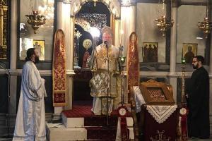 Μητροπολίτης Χαλκίδος Χρυσόστομος: Χάθηκε το …μέτρο στην επιβολή των μέτρων!