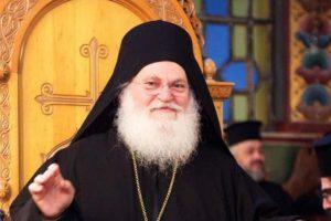 Μήνυμα Χριστουγέννων του Γέροντος Εφραίμ προς τους αδελφούς των eσυνάξεων και προς όλους
