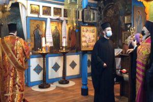 Ο Οικουμενικός Πατριάρχης στο Βατοπαιδινό Μετόχι στον Γαλατά